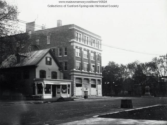 Sanford Trust Company, Sanford, ca 1918