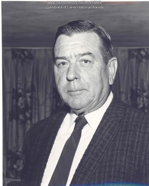 Wallace Knights, Stoneham, 1960