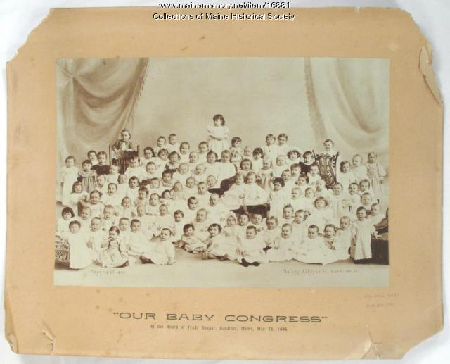 Our Baby Congress, 1895