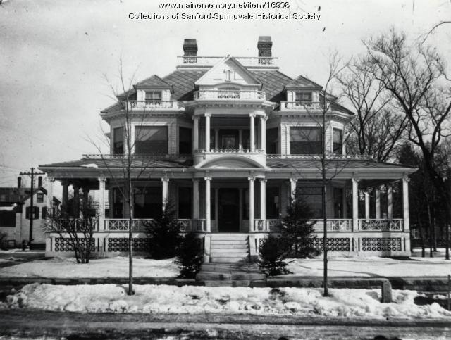930 Main Street, Sanford, ca. 1905