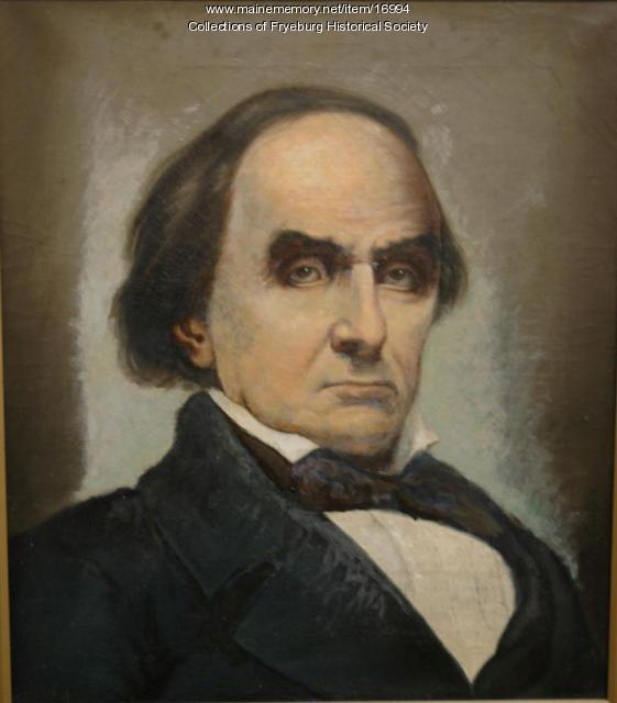 Daniel Webster, Fryeburg, 1806
