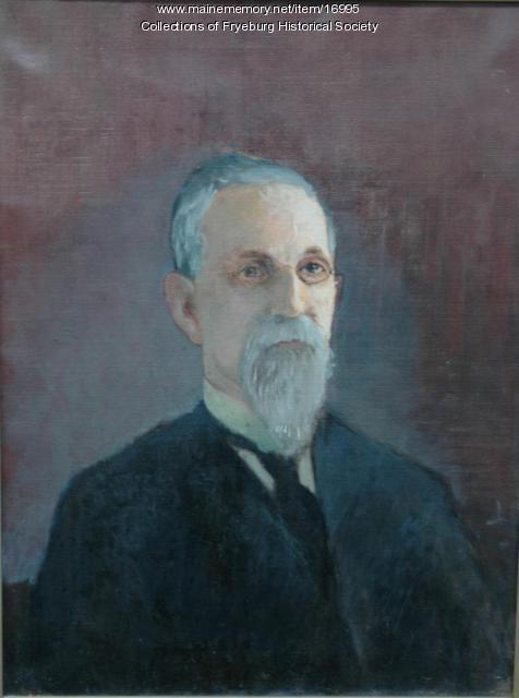 Benjamin Tupper Newman, Fryeburg