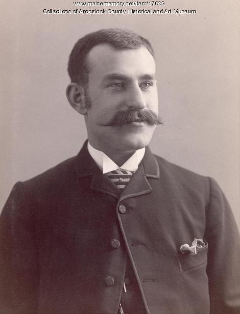 Theodore Fox, Houlton, c. 1880