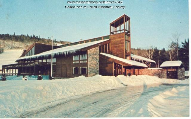 Evergreen Valley ski lodge