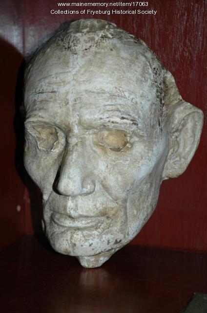 LIfe Mask of President Abraham Lincoln