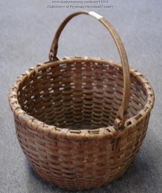Basket, Lovell, ca. 1900