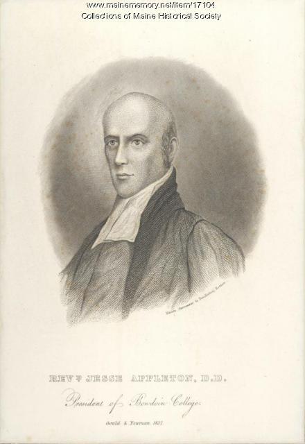 Jesse Appleton, Brunswick