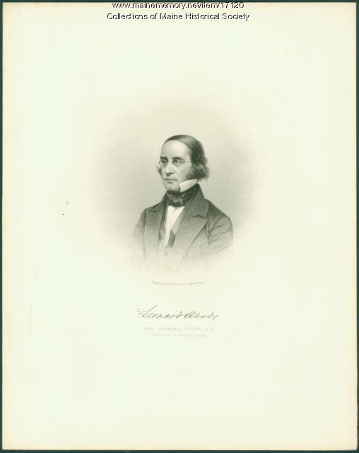 Leonard Woods, Brunswick, 1881