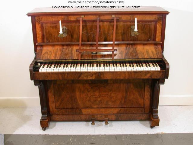 Dimoline Piano, c. 1915