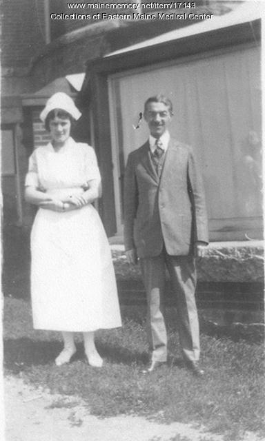 Nurse Adair, Dr. Luther Mason, Eastern Maine General Hospital