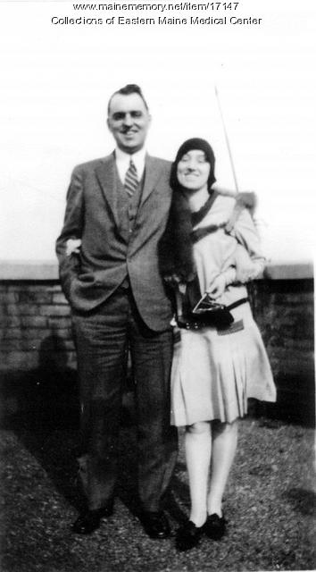 Carolyn Grant and Luther March circa 1920s