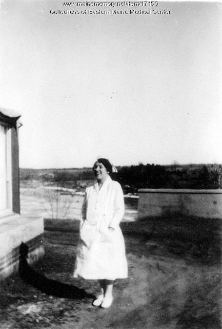 Nurse Carolyn Grant