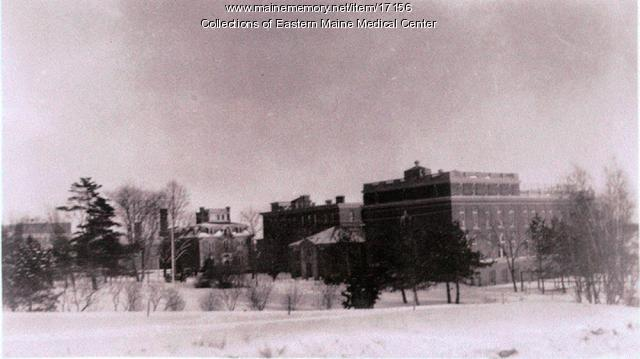Eastern Maine General Hospital, Bangor, ca. 1920