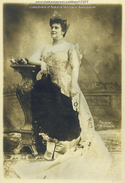 Lillian Nordica, 1905