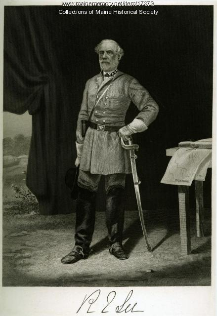 General Robert E. Lee, ca. 1865