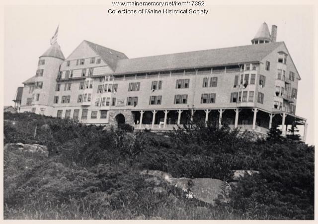 Ottawa House, Cushing Island, ca. 1900
