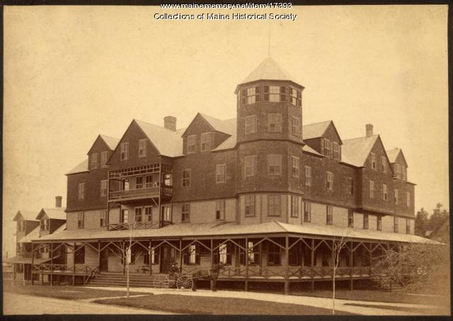 Kimball House, Northeast Harbor, ca. 1890
