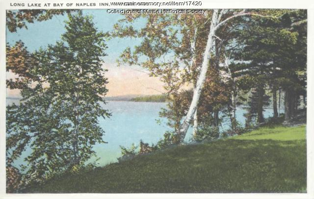 Long Lake, Naples, ca. 1925