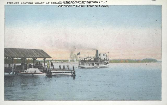 Goodridge, Sebago Lake Station, ca. 1925