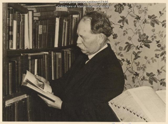 Arthur Herbert Norton, naturalist