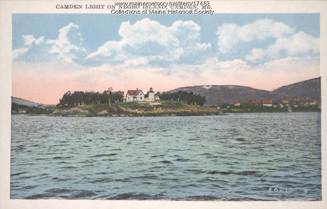 Camden Light, ca. 1925