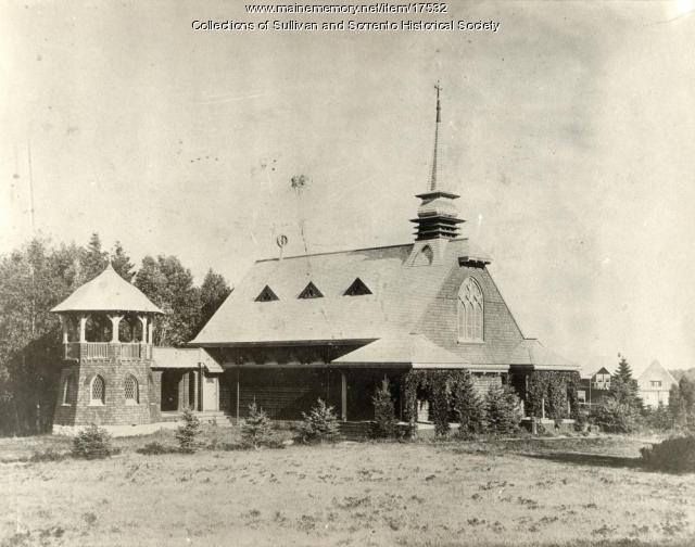 Church of the Redeemer, Sorrento, ca. 1910