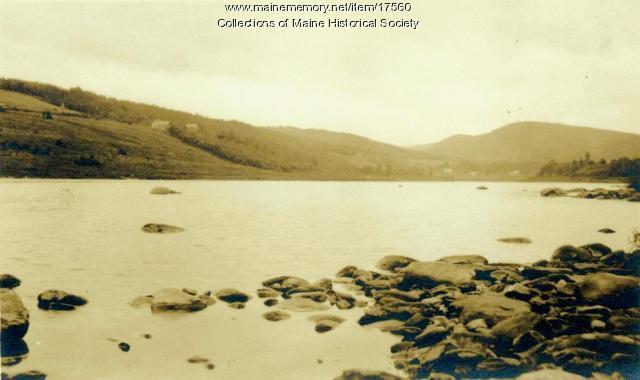 St John River, 1911