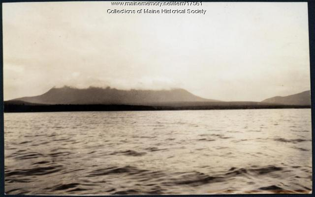Cloudy Day, Lobster Lake, 1909