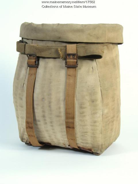 Pack basket, ca. 1920