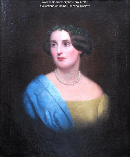 Elizabeth Oakes Smith, ca. 1851