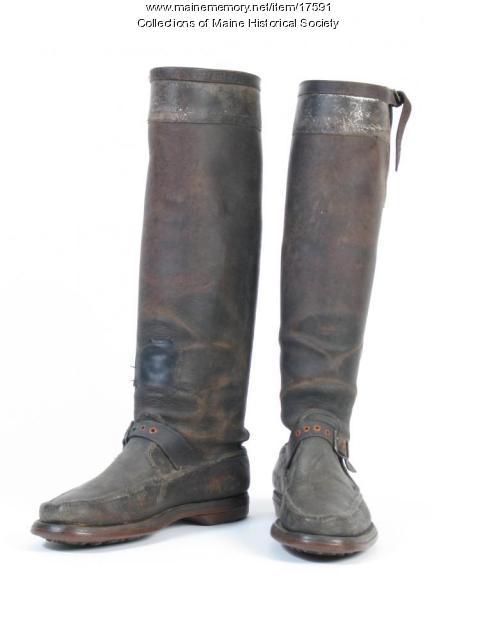 Boots, ca. 1925