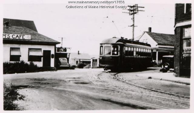 Portland Railroad Company, #197