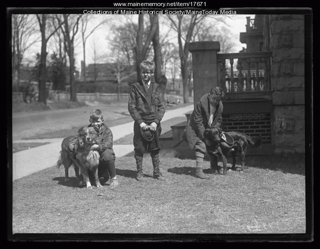 Be Kind to Animals Week, Portland, 1927