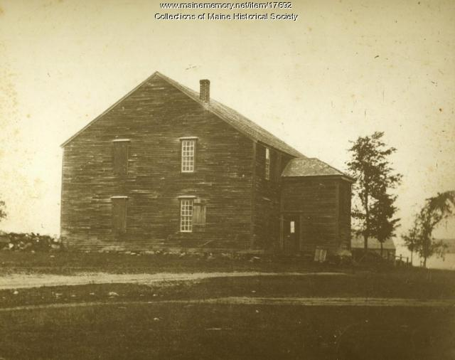 Harpswell Meetinghouse, 1871