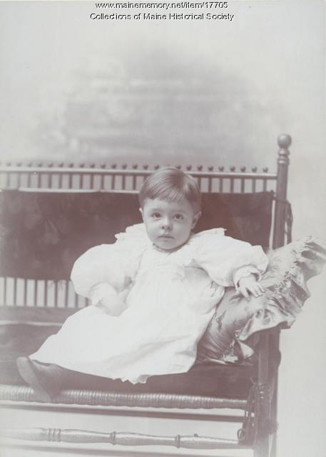 Arthur H. Stanwood, Brunswick, ca. 1895