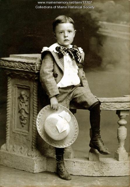 Arthur Stanwood, Brunswick, ca. 1897