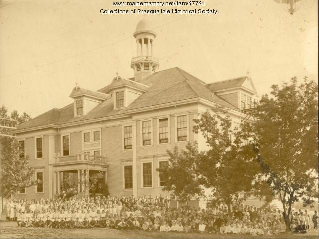 Training School, Presque Isle, ca. 1920