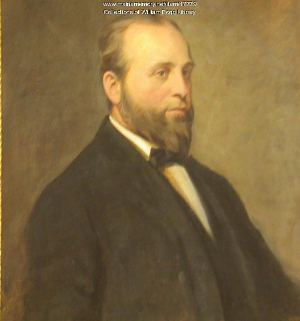 Dr. John S.H. Fogg, ca. 1880