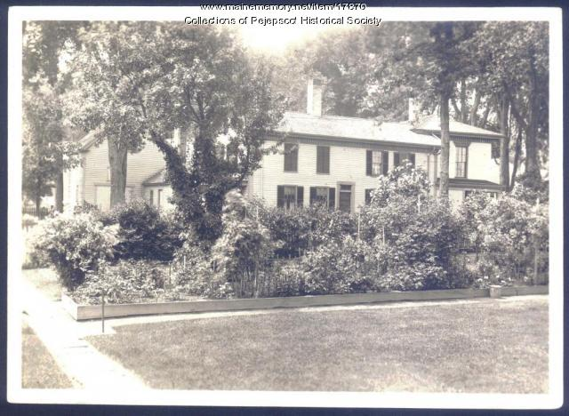 Old Stone House, Water Street, Brunswick