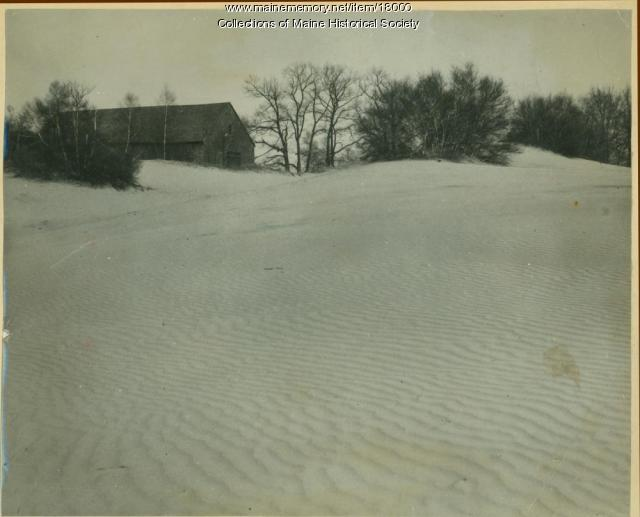 Tuttle Farm, Freeport, 1947