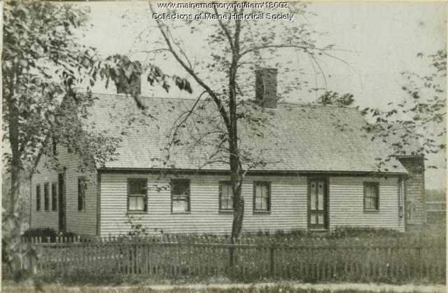 Tuttle house, Yarmouth
