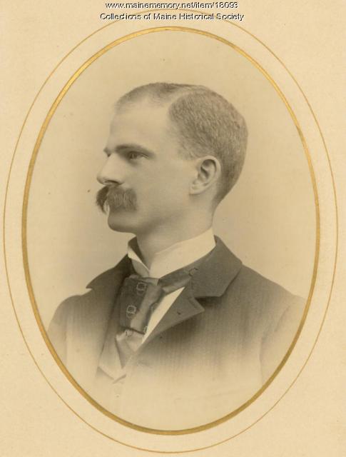 Abner Waldo Lowell, Portland, 1891