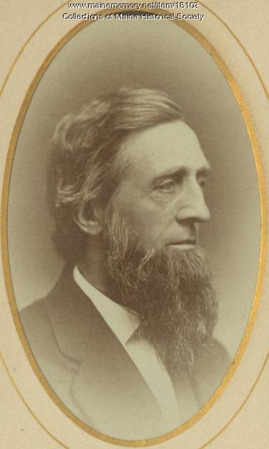 William Senter, Portland, ca. 1870