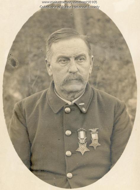 Roswell Prescott, ca. 1905