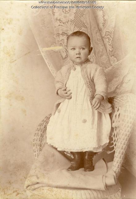 Horace E. Estey, Presque Isle, ca. 1900