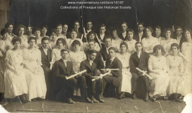 Presque Isle High School Class of 1915