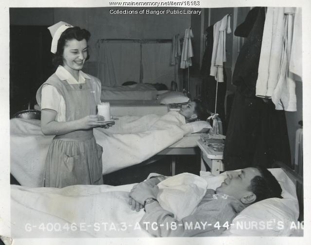 Dow Field - Nurse's Aid