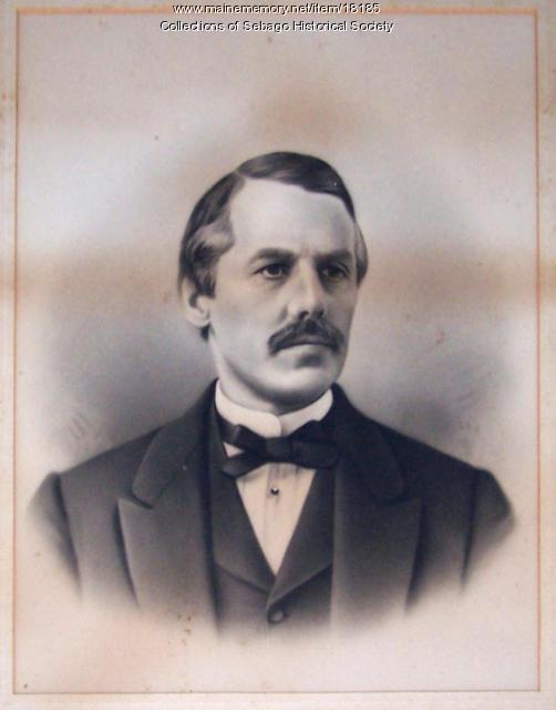 Joseph Fitch Potter, Sebago, ca. 1860