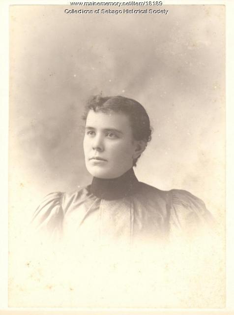 Mary A. Babb, Sebago, ca. 1920