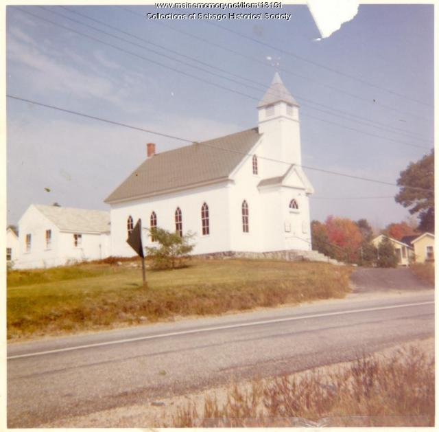 North Sebago Methodist Church